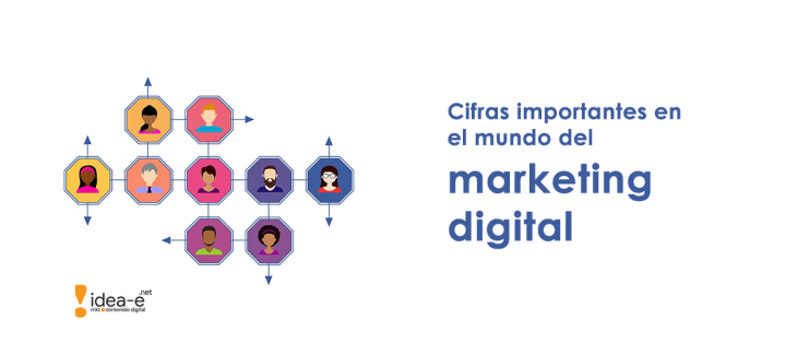 Cifras importantes en el mundo del marketing digital